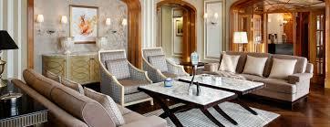 Grand Dining Room Grand Suite At St Regis Luxury Hotel In Dubai