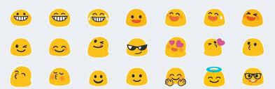 android emoji killing its adorable blob emoji is a mistake bi