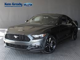 new 2017 ford mustang ecoboost 2dr car in buena park 88658 ken