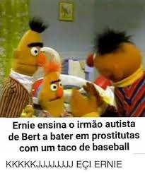 Bert And Ernie Meme - bert e ernie meme by steam89 memedroid