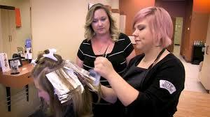 my life as a hc salon professional stephanie p youtube