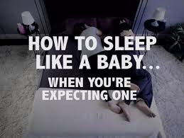 How To Get Your Baby To Sleep In The Crib by How To Sleep Like A Baby When You U0027re Expecting One Video