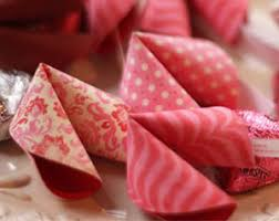 new year s fortune cookies a craft for new year paper fortune cookies