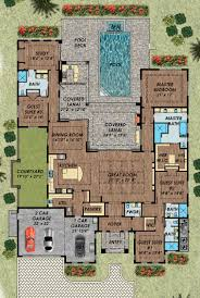 mediterranean house plans with courtyard style house plans with courtyard florida