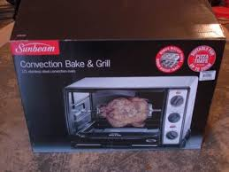 Sunbeam Oven Toaster Unboxing And Testing The Sunbeam Bt16700 17l Stainless Steel