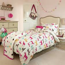 Horse Comforter Twin Horse Print Bedding Horseplay Joules Childrens Bedding At