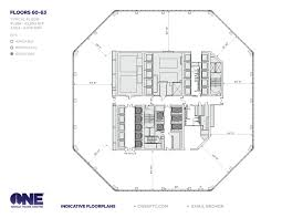 one world trade center freedom tower floor plans new york city