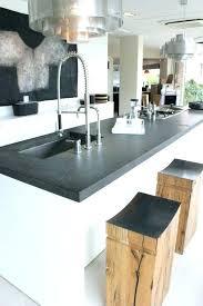 pied inox cuisine pied plan de travail cuisine pied de table tracteau noir ou blanc