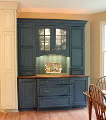 Hutch Kitchen Cabinets Kitchen Hutch Cabinet Pleasant Idea 8 Cabinets 3 Door
