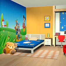 Mickey Mouse Bedroom Furniture by Mickey Mouse Wallpaper For Bedroom U003e Pierpointsprings Com