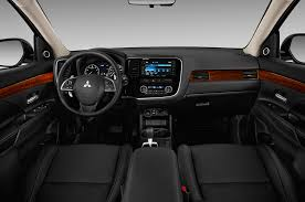 mitsubishi outlander sport 2014 2014 mitsubishi outlander cockpit interior photo automotive com