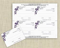 100 free wedding rsvp card templates best 25 free printable