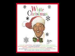 bing crosby white christmas 1947 youtube