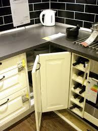 Kitchen Corner Cabinet Kitchen Superb Corner Cupboard Lazy Susan Corner Floor Cabinet