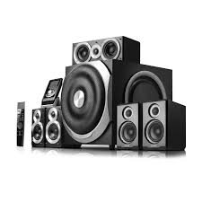 pioneer 5 1 surround sound home theater system edifier s760d ground shaking 5 1 home theater system with dolby
