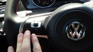 volkswagen golf gti 2015 interior interior quality review 2015 vw gti hd youtube