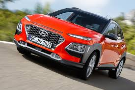 hyundai kona suv 2017 review by car magazine