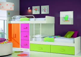 modern kids bunk bed the holland warm and cozy modern kids bedding