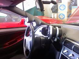 autometer external tachometer hard to install mustang forums at
