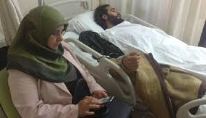 handcuffed to bed pro kurdish hdp deputy s son tortured in custody handcuffed to