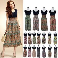 get versatile designs to look more beautiful with bohemian clothes