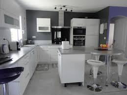 meuble cuisine gris clair meuble de cuisine gris inspirations avec meuble cuisine gris clair