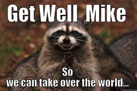 Revenge Memes - evil plotting raccoon memes quickmeme