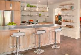 Open Metal Shelving Kitchen by Kitchen Shelving Open Shelving In Kitchen In Open Shelving