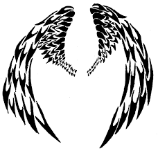 tribal wings by 44 magnum vire on deviantart
