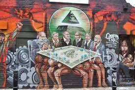 Labour S Anti Semitism Row Explained Itv Tom Watson Backs Corbyn In Anti Semitic Mural Row The