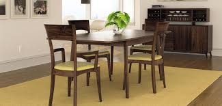 Walnut Dining Room Furniture Walnut Wood Furniture Vermont Woods Studios