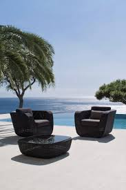 savannah lounge chair garden armchairs from cane line architonic