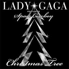christmas tree lady gaga song wikipedia