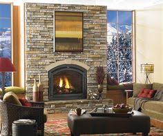 Tahoe Direct Vent Fireplace by Fmi Vantage Hearth 32