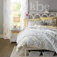 Pottery Barn Teen Comforter Elsie Bed Pbteen