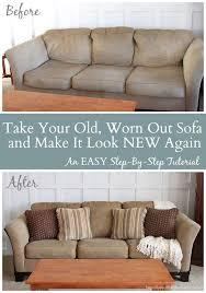 Making Sofa Slipcovers 106 Best Upholstery U0026 Slipcover Tips Images On Pinterest