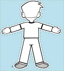flat stanley coloring page to motivate to color an image cool