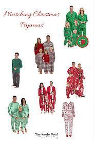 christmas pajamas for whole family keele deal