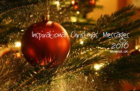 inspirational christmas messages 2016 sayings quotes u2013 happy new