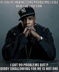 Jay Z Lips Meme - jay z problems memes quickmeme