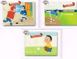 kid cards bump and run football card