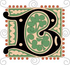 free vector graphic alphabet capitals english font free