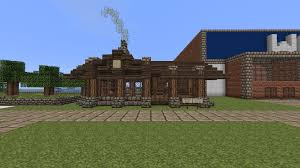 Rustic House Minecraft How To Build A Small Rustic House Tutorial Quick And