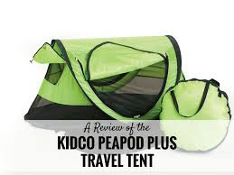kidco peapod plus review baby can travel