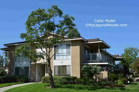 cadiz laguna woods model and floor plan information