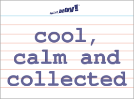 calm cool collected what does cool calm and collected mean learn english at