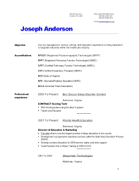 respiratory therapist resume objective respiratory therapist resume 28 images professional entry