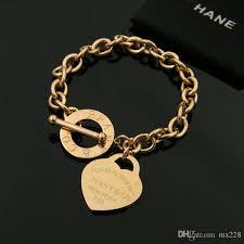 woman bracelet images Fahion hot sale love bracelet new style brand women bracelet gold jpg