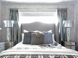 How To Hang Curtains Around Your Bed Hanging Bedroom Curtains Modelismo Hld Com