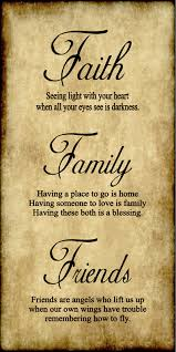 faith family friends is what i am thankful for not only during